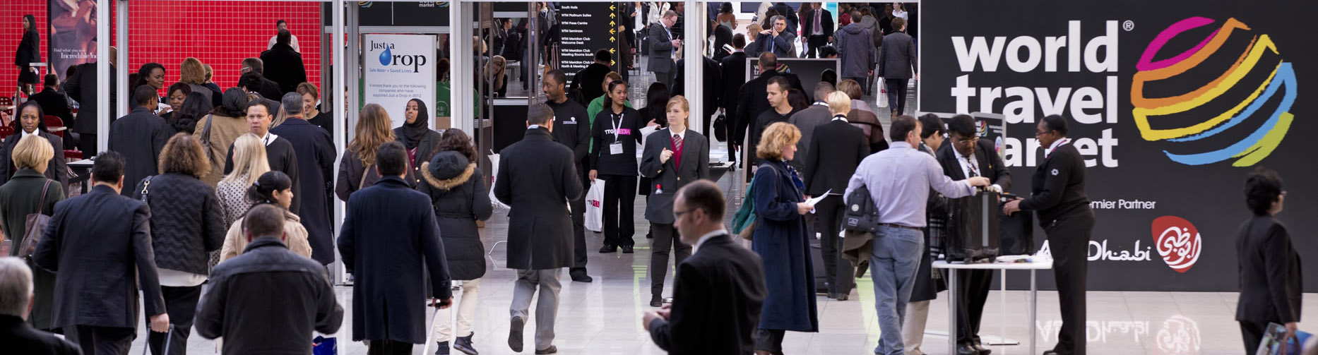 AV and LED Screens Hire for World Travel Market at ExCeL, London