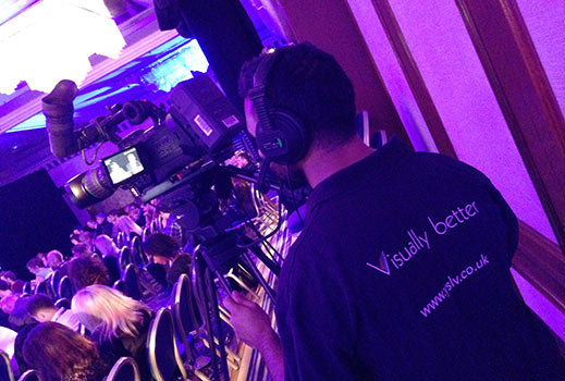 camera production at your event